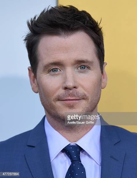 Actor Kevin Connolly arrives at the Los Angeles premiere of 'Entourage' at Regency Village Theatre on June 1 2015 in Westwood California
