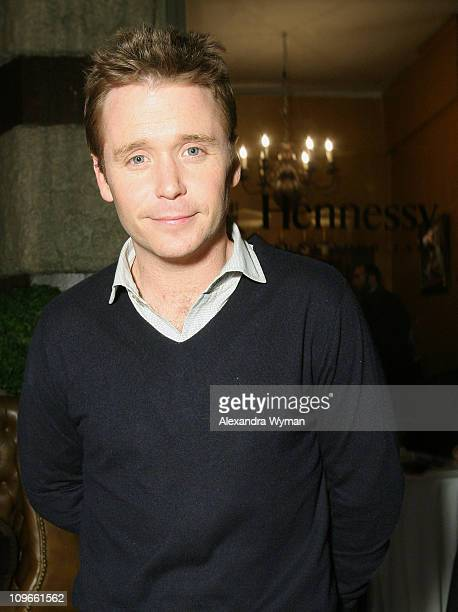 Actor Kevin Connolly at the Hennessy Lounge during Maxim's 2008 Hot 100 Party at Paramount Studios on May 21 2008 in Los Angeles California