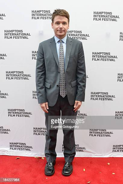 Actor Kevin Connolly attends the 21st Annual Hamptons International Film Festival on October 12 2013 in East Hampton New York