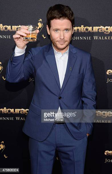 Actor Kevin Connolly attends the House Of Walker in celebration of Entourage opening night at Siren Studios on June 3 2015 in Hollywood California