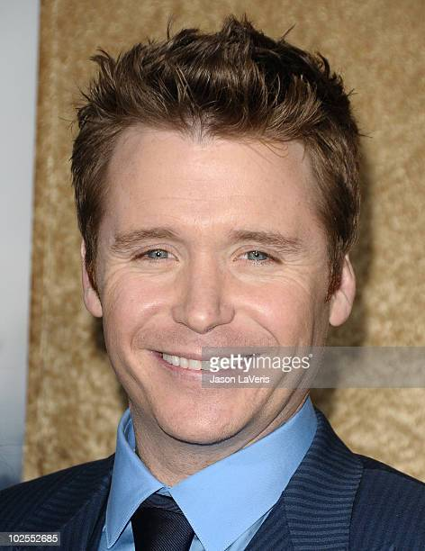 """Actor Kevin Connolly attends the season 7 premiere of HBO's """"Entourage"""" at Paramount Studios on June 16, 2010 in Los Angeles, California."""