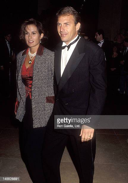 Actor Kevin Costner and wife Cindy Costner attend the 10th Carousel of Hope Ball to Benefit the Barbara Davis Center for Childhood Diabetes on...