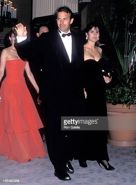Actor Kevin Costner and wife Cindy Costner attend the 17th Annual American Film Institute Lifetime Achievement Award Salute to Gregory Peck on March...