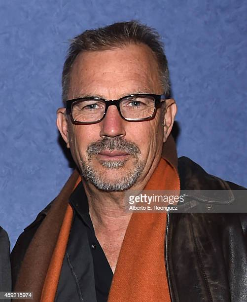 Actor Kevin Costner attends the 2014 Variety Screening Series screening of 'Black or White' at ArcLight Hollywood on November 18 2014 in Hollywood...
