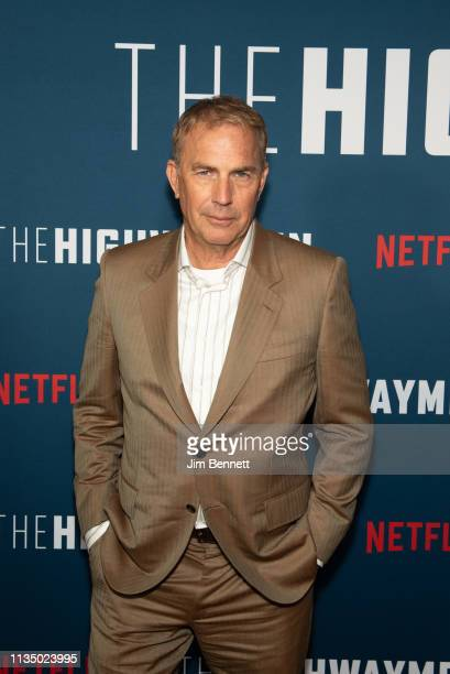 Actor Kevin Costner attends the afterparty following The Highwayman premiere during the 2019 SXSW Conference and Festival at Banger's on March 10,...