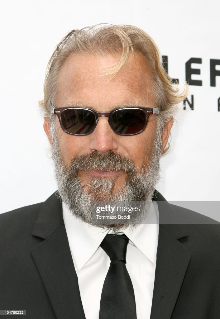 Actor Kevin Costner attends the 'Black And White' premiere during the 2014 Toronto International Film Festival at Roy Thomson Hall on September 6, 2014 in Toronto, Canada.
