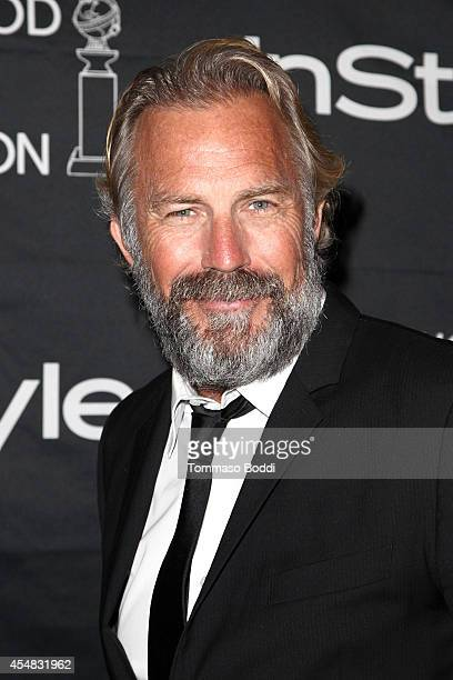 Actor Kevin Costner attends the HFPA InStyle's 2014 TIFF celebration at the 2014 Toronto International Film Festival at Windsor Arms Hotel on...