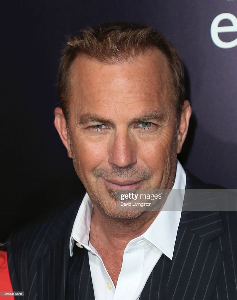 Actor Kevin Costner attends the premiere of Relativity Media's '3 Days to Kill' at ArcLight Cinemas on February 12, 2014 in Hollywood, California.