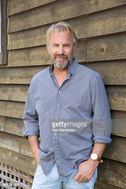 Actor Kevin Costner is photographed for USA Today on August 7 2014 in Santa Barbara California PUBLISHED IMAGE