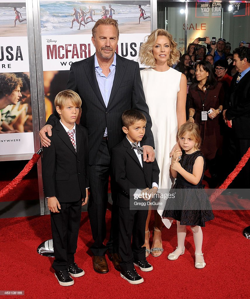 "World Premiere Of Disney's ""McFarland, USA"""