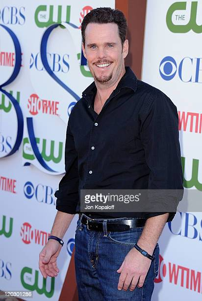 Actor Kevin Dillon arrives at the 2011 TCA Summer Press Tour - CBS, The CW, Showtime at The Pagoda on August 3, 2011 in Beverly Hills, California.