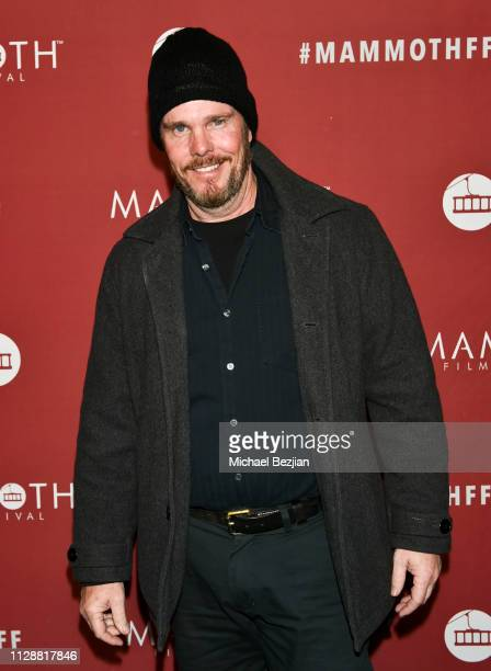 """Actor Kevin Dillon arrives at the premiere of """"Buddy Games"""" at the 2nd Annual Mammoth Film Festival on February 10, 2019 in Mammoth, California."""