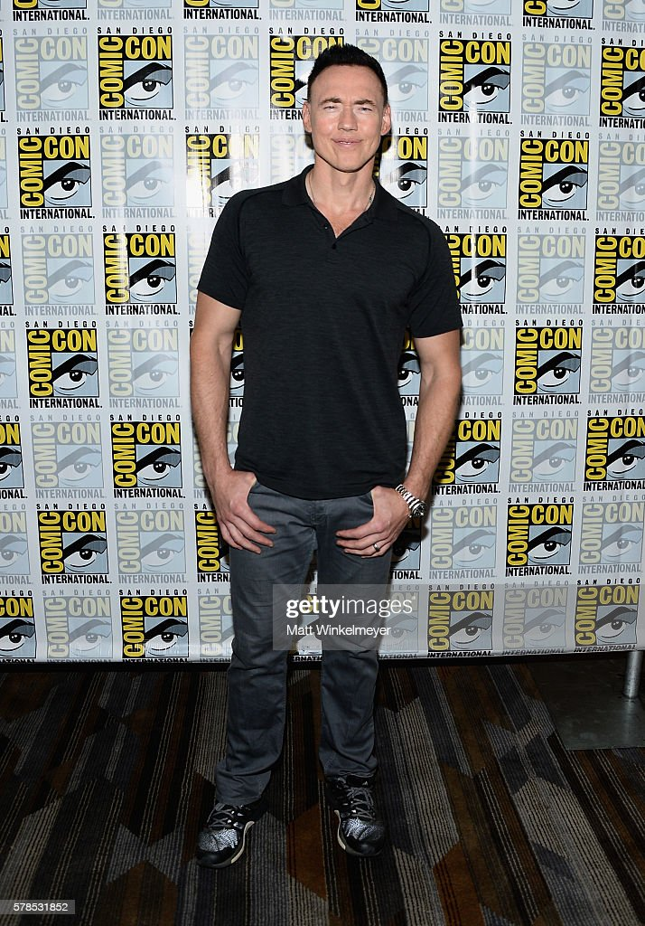 Actor Kevin Durand attendns FX's 'The Strain' press line during Comic-Con International 2016 at Hilton Bayfront on July 21, 2016 in San Diego, California. at Hilton Bayfront on July 21, 2016 in San Diego, California.