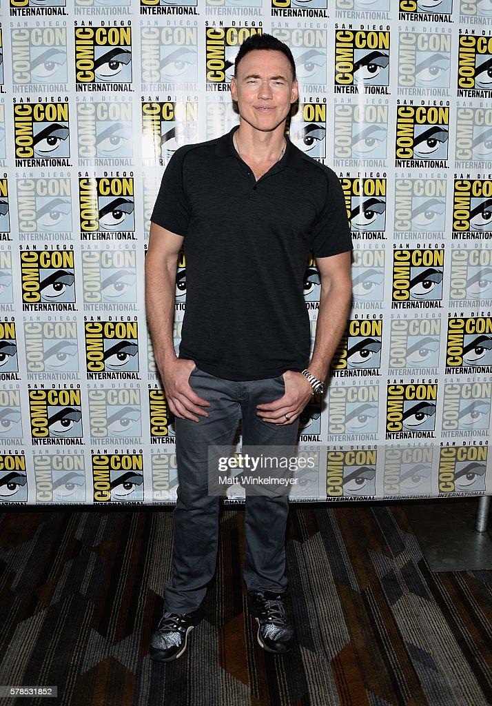 """Comic-Con International 2016 - FX's """"The Strain"""" Press Line"""