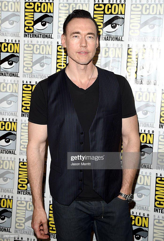 """Comic-Con International 2015 - FX's """"The Strain"""" Press Line"""