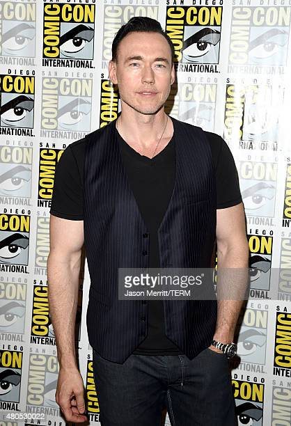 Actor Kevin Durand attends FX's 'The Strain' Press Line during ComicCon International 2015 at Hilton Bayfront on July 12 2015 in San Diego California