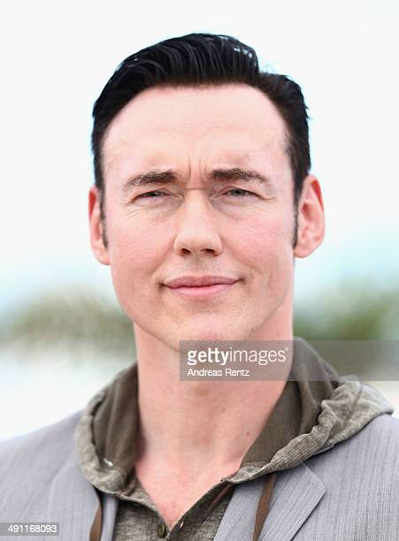 Actor Kevin Durand attends the 'Captives' photocall during the 67th Annual Cannes Film Festival on May 16 2014 in Cannes France