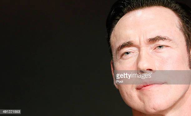 Actor Kevin Durand attends the Captives press conference during the 67th Annual Cannes Film Festival on May 16 2014 in Cannes France