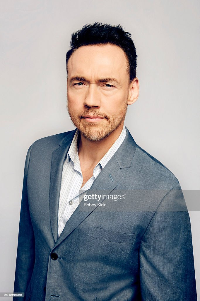 Actor Kevin Durand from FX's 'The Strain' poses for a portrait at the FOX Summer TCA Press Tour at Soho House on August 9, 2016 in Los Angeles, California.