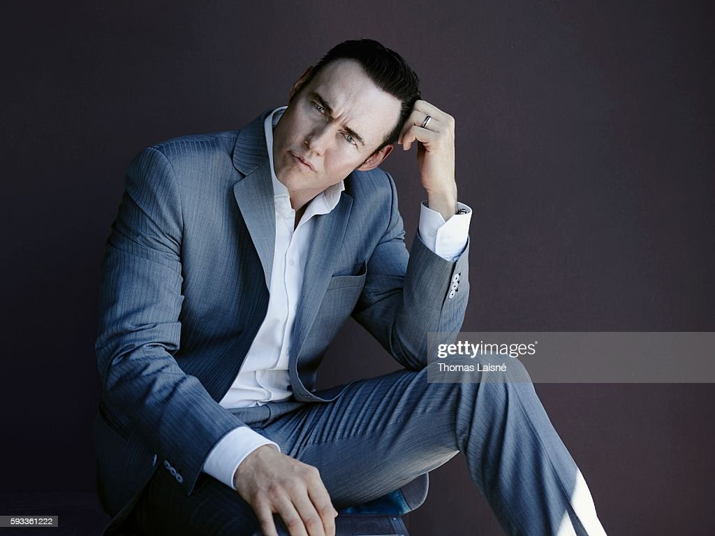 Actor Kevin Durand is photographed for Self Assignment on May 17, 2014 in Cannes, France.