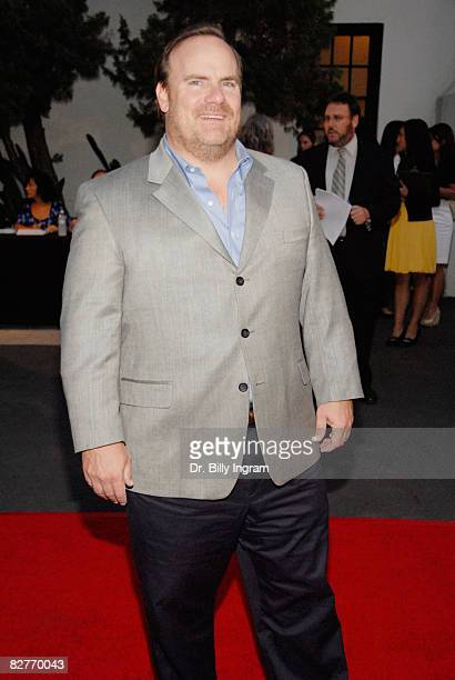 Actor Kevin Farley arrives to attend the opening night of A Bronx Tale written by and starring Chazz Palminteri recreating his tour de force Broadway...