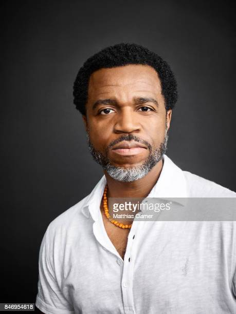 Actor Kevin Hanchard from 'Orphan Black' is photographed for Entertainment Weekly Magazine on July 22 2016 at Comic Con in the Hard Rock Hotel in San...