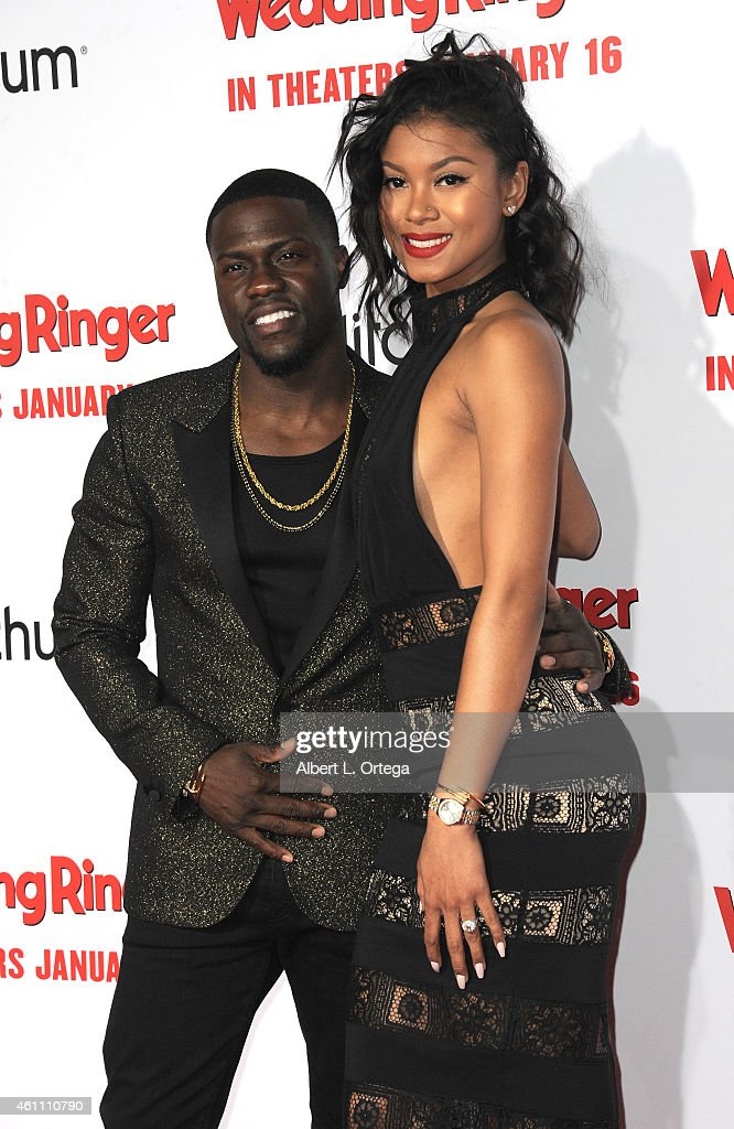 """Premiere Of Screen Gems' """"The Wedding Ringer"""" - Arrivals : News Photo"""