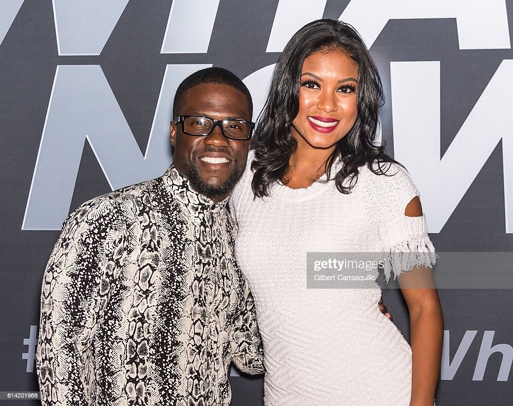 """Kevin Hart: What Now?"" Philadelphia Screening : News Photo"