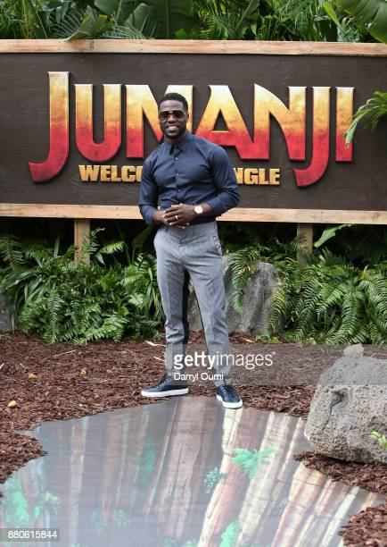 Actor Kevin Hart attends a photocall for Columbia Pictures' Jumanji Welcome To The Jungle at the Four Seasons Resort Oahu at Ko Olina on November 27...