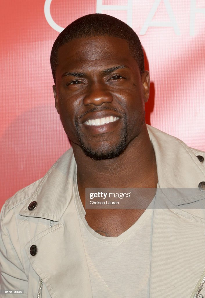 Actor Kevin Hart attends the Second Annual Hilarity For Charity benefiting The Alzheimer's Association at the Avalon on April 25, 2013 in Hollywood, California.