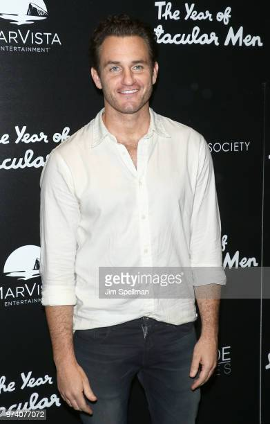 Actor Kevin Kane attends the screening of 'The Year Of Spectacular Men' hosted by MarVista Entertainment and Parkside Pictures with The Cinema...