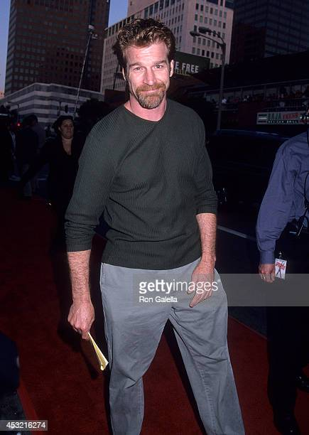 Actor Kevin Kilner attends the 'American Pie 2' Westwood Premiere on August 6 2001 at the Mann National Theatre in Westwood California