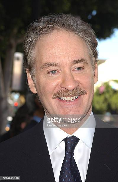 Actor Kevin Kline at his star ceremony where he was honored today on the Hollywood Walk of Fame