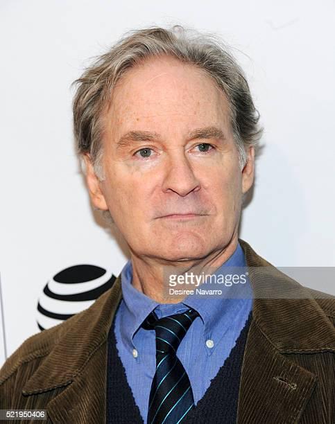 Actor Kevin Kline attends 'Dean' Premiere 2016 Tribeca Film Festival at SVA Theatre on April 16 2016 in New York City