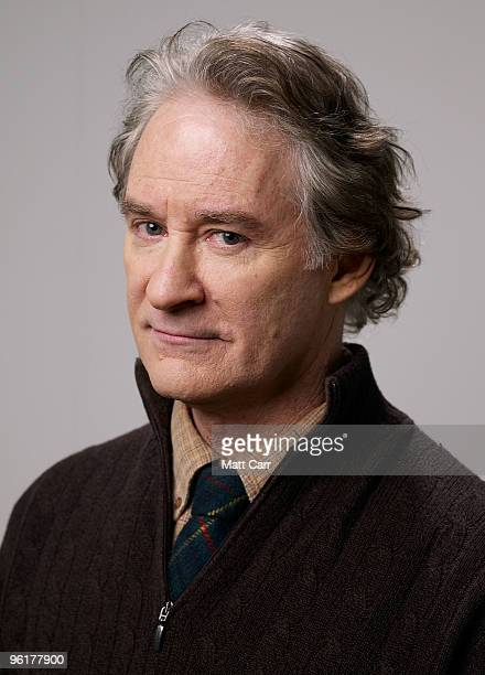 Actor Kevin Kline poses for a portrait during the 2010 Sundance Film Festival held at the Getty Images portrait studio at The Lift on January 25 2010...