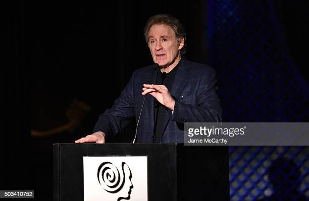 Actor Kevin Kline speaks on stage during 2015 New York Film Critics Circle Awards at TAO Downtown on January 4 2016 in New York City