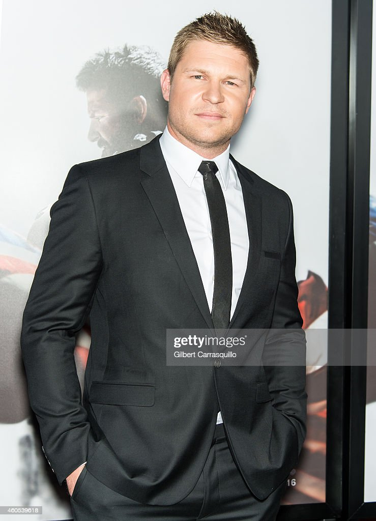 Actor Kevin Lacz attends the 'American Sniper' New York