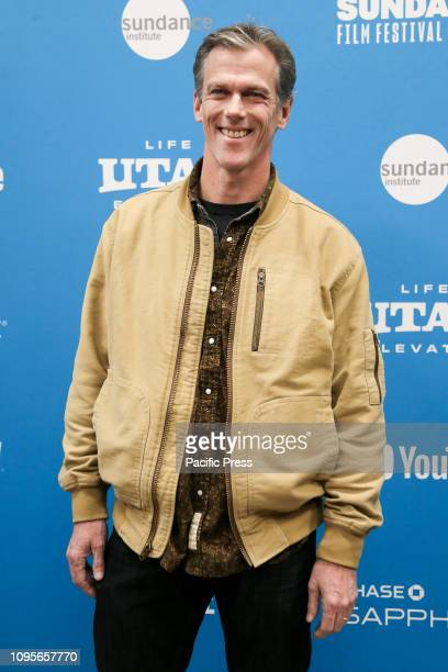 Actor Kevin McClatchy attends Extremely Wicked Shockingly Evil and Vile premiere at Eccles Theater during the 2019 Sundance Film Festival in Park...