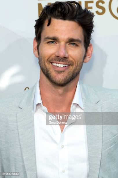 Actor Kevin McGarry arrives for the 2017 Summer TCA Tour Hallmark Channel And Hallmark Movies And Mysteries on July 27 2017 in Beverly Hills...