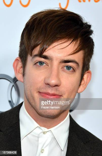 Actor Kevin McHale arrives at Trevor Live honoring Katy Perry and Audi of America for The Trevor Project held at The Hollywood Palladium on December...