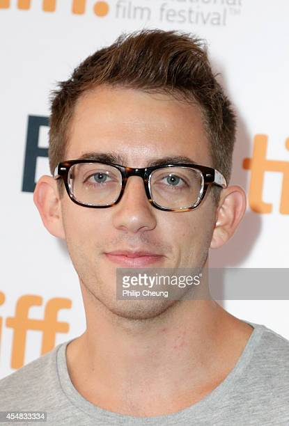 Actor Kevin McHale attends the Toronto International Film Festival screening for Pride at The Elgin on September 6 2014 in Toronto Canada