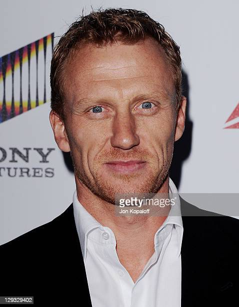 Actor Kevin McKidd arrives at the 6th Annual A Fine Romance Benefit Celebrating The Motion Picture Television Fund's 90th Anniversary at Sony...