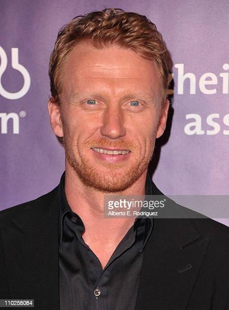 Actor Kevin McKidd arrives to the 19th Annual A Night at Sardi's benefitting the Alzheimer's Association on March 16 2011 in Beverly Hills California