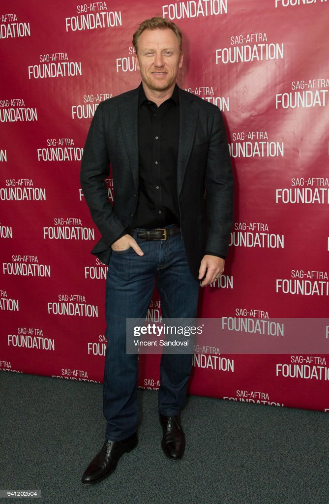 "SAG-AFTRA Foundation Conversations Screening Of ""Grey's Anatomy"" : News Photo"