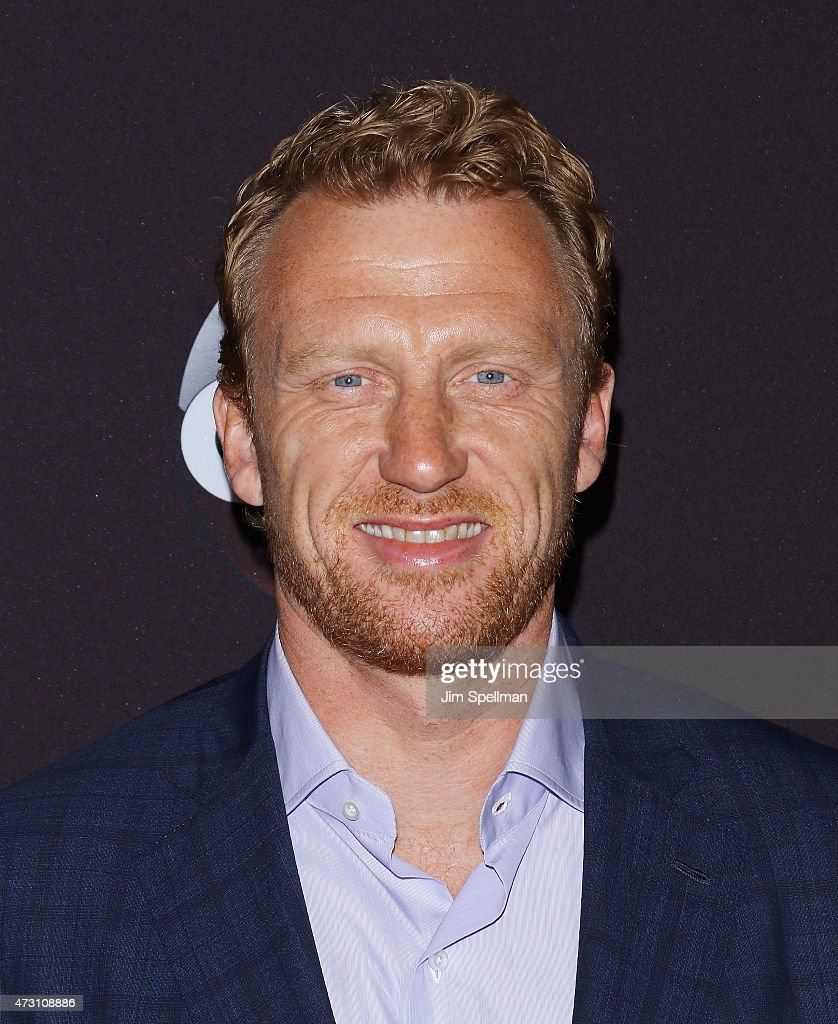 Actor Kevin McKidd attends the 2015 ABC upfront presentation at Avery Fisher Hall at Lincoln Center for the Performing Arts on May 12, 2015 in New York City.