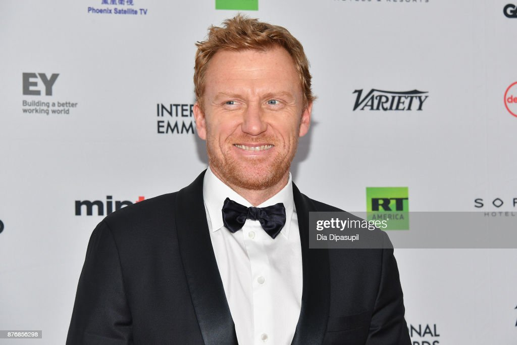 45th International Emmy Awards - Arrivals : News Photo