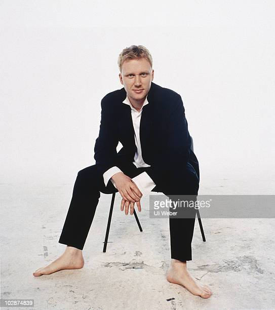 Actor Kevin McKidd poses for a portrait shoot in London