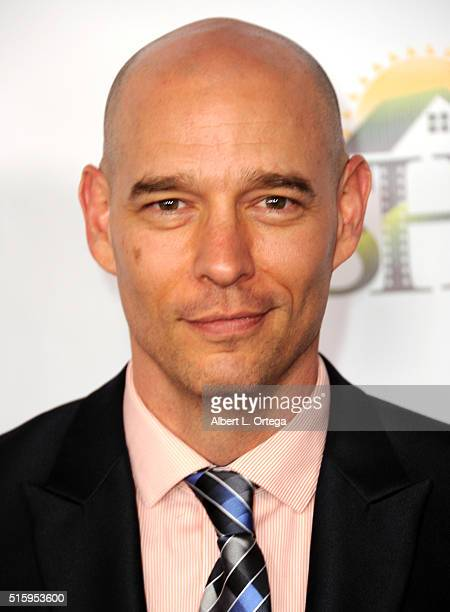 Actor Kevin McMahon arrives for the Premiere Of JR Productions' Halloweed held at TCL Chinese 6 Theatres on March 15 2016 in Hollywood California