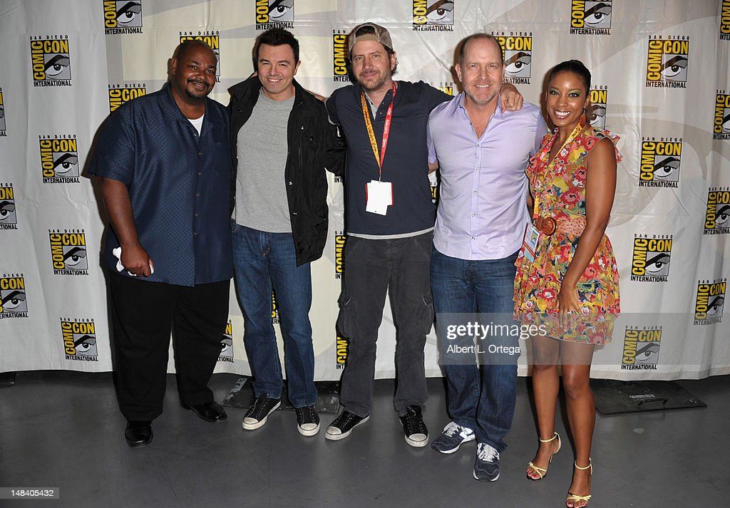 """""""The Cleveland Show"""" Panel - Comic-Con International 2012 : News Photo"""