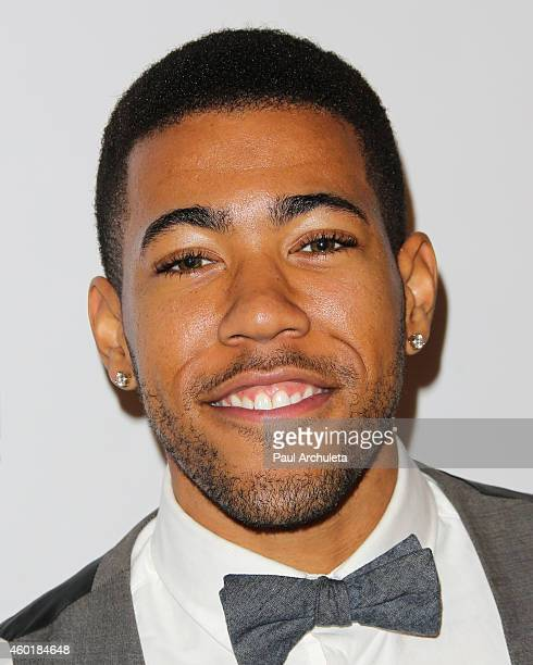 Actor Kevin Mimms attends the Los Angeles premiere of Lap Dance at ArcLight Cinemas on December 8 2014 in Hollywood California